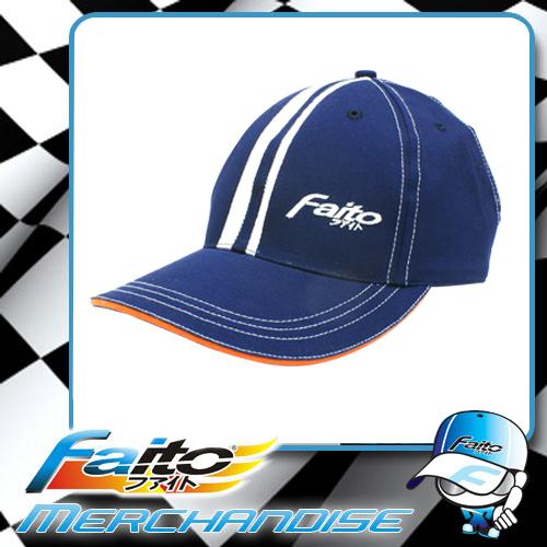 Faito Trendy Cap (Navy Blue)