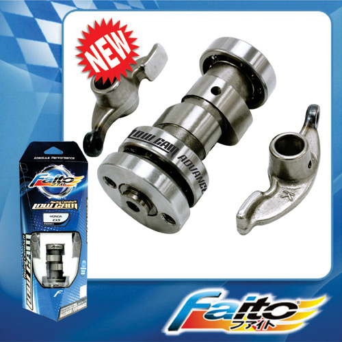 RACING CAMSHAFT ASSY (LOW CAM - ADVANCED) - KRISS