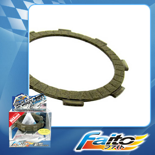 RACING CLUTCH PLATE  (THUNDER) - WAVE100 (4pcs)