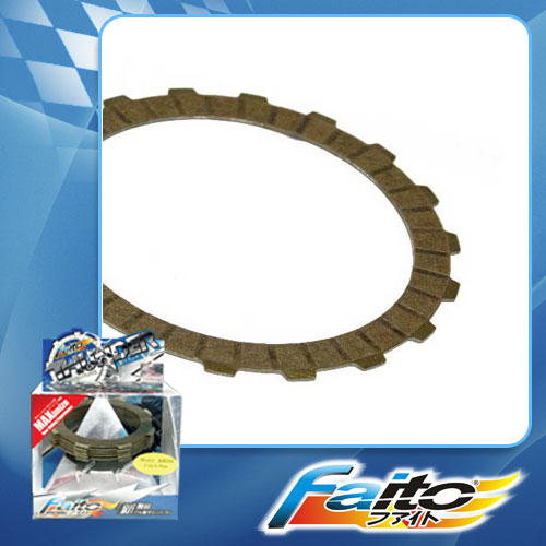 RACING CLUTCH PLATE  (THUNDER) - WAVE125 (4pcs)