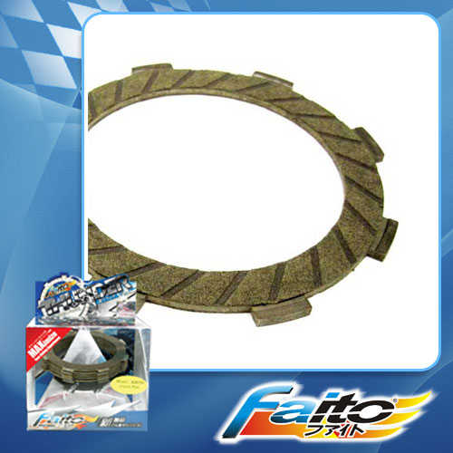 RACING CLUTCH PLATE (THUNDER) - KRISS (5pcs)