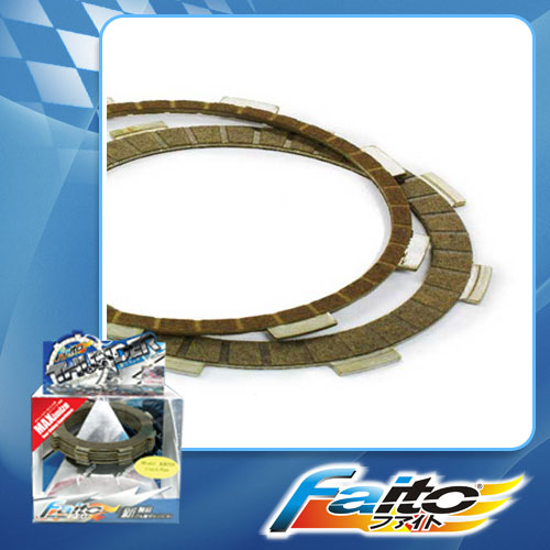 RACING CLUTCH PLATE (THUNDER) - Y125Z (5pcs)