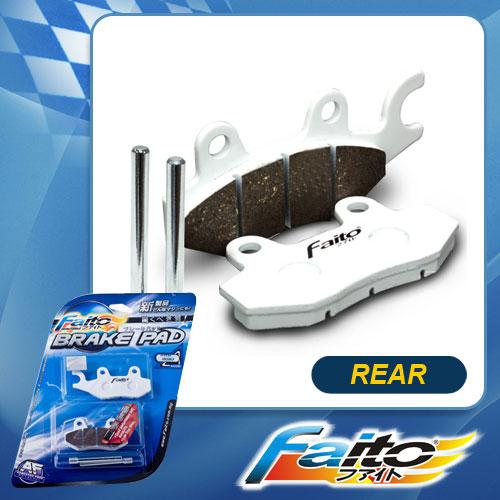 RACING DISC BRAKE PAD(STREET SPORT) - Y125Z-R (FRONT)