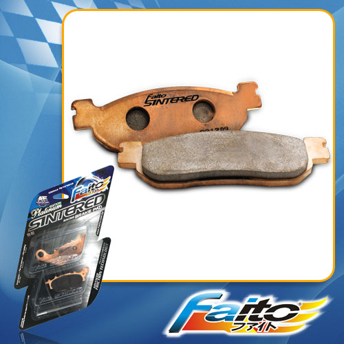 RACING DISC BRAKE PAD(SINTERED) - Y125Z(FRONT)