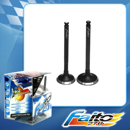 RACING ENGINE VALVE SET (IN&EX) - EX5