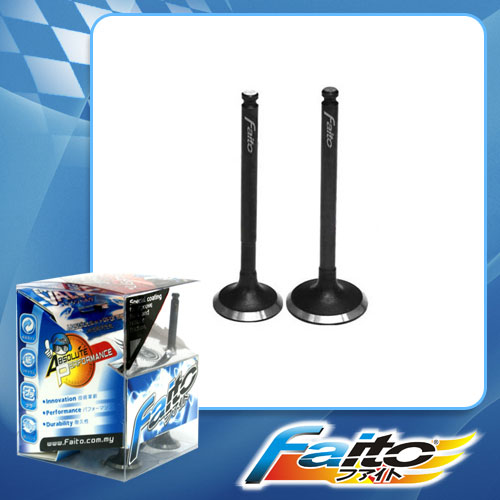RACING ENGINE VALVE SET (IN&EX) - SRE
