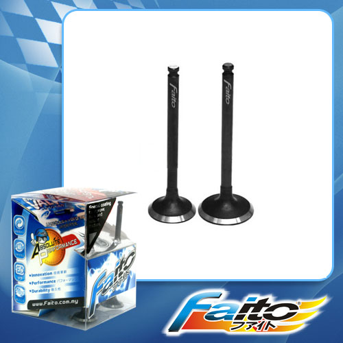 RACING ENGINE VALVE SET (IN&EX) - LAGENDA (SRL115Z)