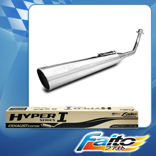 RACING EXHAUST PIPE (HYPER 1) - EX5/EX5DREAM