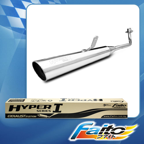 RACING EXHAUST PIPE (HYPER 1) - KRISS 1