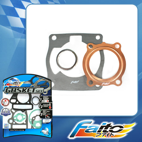 RACING GASKET TOP SET - Y125Z (57MM)