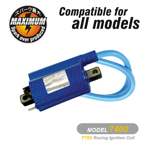 RACING IGNITION COIL - 7400