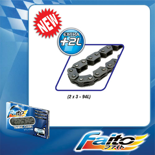 Timing Chain - WAVE125