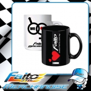 Faito Couple Mug (Black)