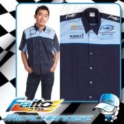 Faito Signature Shirt (Navy Blue)