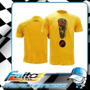 Faito Young Identity T-Shirt (Yellow)