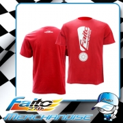 Faito Young Identity T-Shirt (Red)