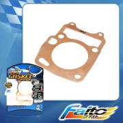 RACING BLOCK GASKET(COPPER)(0.2MM) - WAVE125 (57MM)