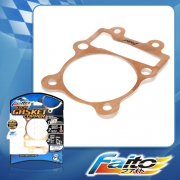 RACING BLOCK GASKET(COPPER)(0.2MM) - KRISS (57MM)