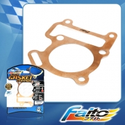 RACING BLOCK GASKET(COPPER)(0.2MM) - SRL110 (55MM)