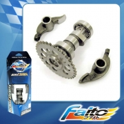 RACING CAMSHAFT ASSY ( LOW CAM ) - MOSKITO (34T)