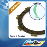 RACING CLUTCH PLATE  (SWIFT-Z) - CT110 (5pcs)