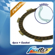 RACING CLUTCH PLATE  (SWIFT-Z) - GT128 (5pcs)