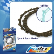 RACING CLUTCH PLATE  (SWIFT-Z) - LC135 (4pcs)