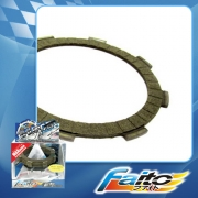 RACING CLUTCH PLATE (THUNDER) - TZM (6pcs)