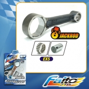 RACING CONNECTING ROD SET (JACKROD) - EX5