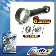 RACING CONNECTING ROD SET (JACKROD) - EX5DREAM