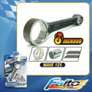 RACING CONNECTING ROD SET (JACKROD) - WAVE125