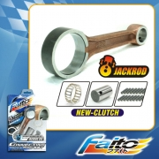 RACING CONNECTING ROD SET (JACKROD) - LC135(NEW)