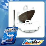 RACING DISC BRAKE PAD(STREET SPORT) - RXZ
