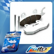 RACING DISC BRAKE PAD(STREET SPORT) - Y125Z (REAR)