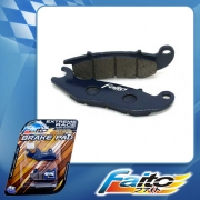 RACING DISC BRAKE PAD(GOLD EDITION) - WAVE125