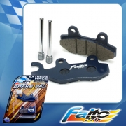 RACING DISC BRAKE PAD(GOLD EDITION) - GT128(REAR)