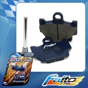 RACING DISC BRAKE PAD(GOLD EDITION) - RXZ