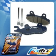 RACING DISC BRAKE PAD(GOLD EDITION) - LC135 (CLUTCH-2011)(FRONT)