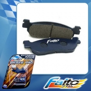 RACING DISC BRAKE PAD(GOLD EDITION) - Y125Z (FRONT)
