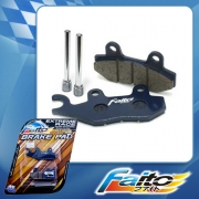 RACING DISC BRAKE PAD(GOLD EDITION) - Y125Z (REAR)