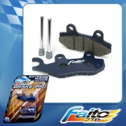 RACING DISC BRAKE PAD(GOLD EDITION) - Y125Z-R (REAR)
