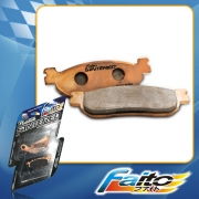 RACING DISC BRAKE PAD(SINTERED) - WAVE125