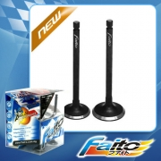 RACING ENGINE VALVE SET (IN&EX) - GT128