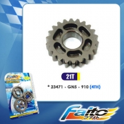 RACING GEAR SET - LC135 (21T) (4th)