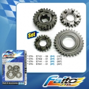RACING GEAR SET - LAGENDA (SRL110) ( 4pcs )