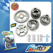 RACING GEAR SET - RXZ (CUB PRIX)