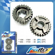 RACING GEAR SET - RXZ (6th)