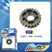 RACING GEAR - EX5DREAM (22T) (4th)