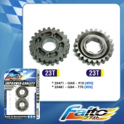 RACING GEAR - WAVE100 (23T + 23T) (4th)