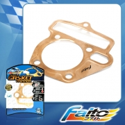 RACING HEAD GASKET(COPPER)(0.2MM) - WAVE100 (53MM)